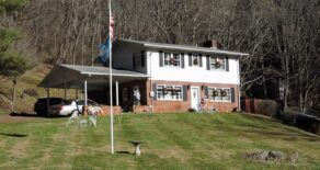 3722 N 226 Hwy, Bakersville (Pending sale on the acreage. Home still available.)